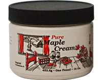 1 pound Maple cream